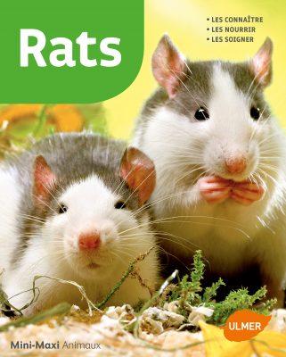 Couverture Du Livre Rats Edition Ulmer
