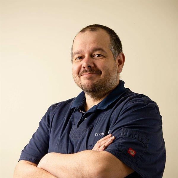 Dr Christophe Feix Veterinaire