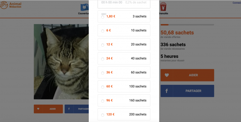 Prix Affiches Sur Le Site De Animal Webaction